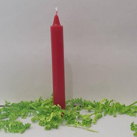 "6"" Red Spell Candle"