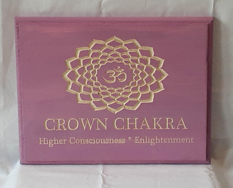Crown Chakra Wall Art Sale
