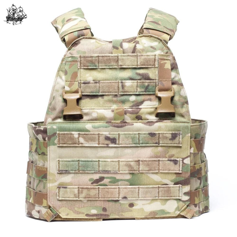 Assault Plate Carrier Coyote Brown / S/m Cbn1 Carriers