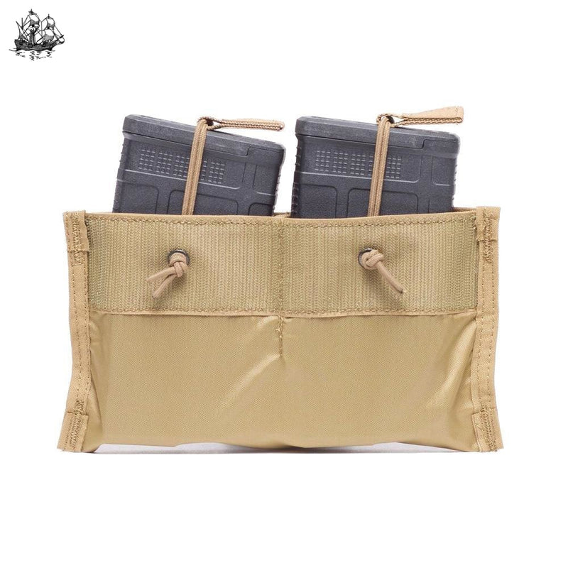 Double 7.62 Magazine Insert Pouches
