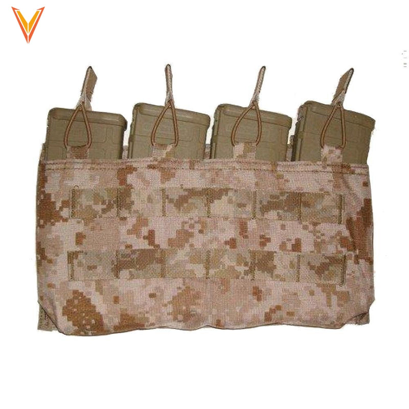 Helium Whisper® Quad 5.56 Magazine Pouch Open Top Pouches