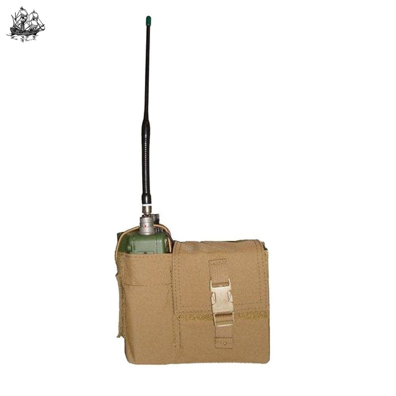 Helium Whisper® Recce Radio/5590 Pouch Coyote Brown Pouches