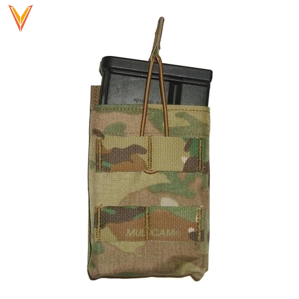Helium Whisper® Single Hk417 Magazine Pouch Open Top Multicam Pouches