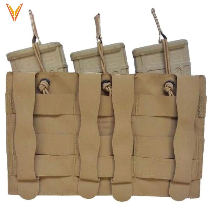 Helium Whisper® Triple 5.56 Magazine Pouch Open Top Pouches