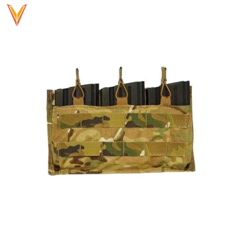 Helium Whisper® Triple 7.62 Magazine Pouch Open Top Pouches