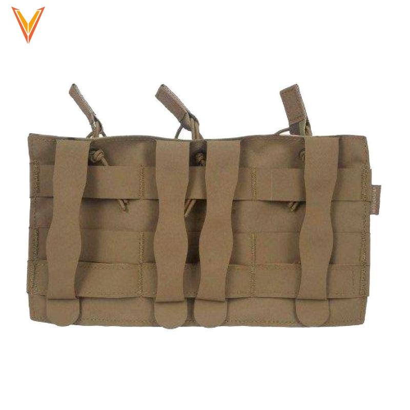 Helium Whisper® Triple Hk417 Magazine Pouch Open Top Pouches