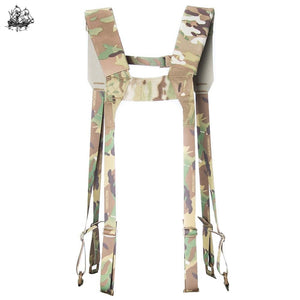 Jungle H-Harness Accessories