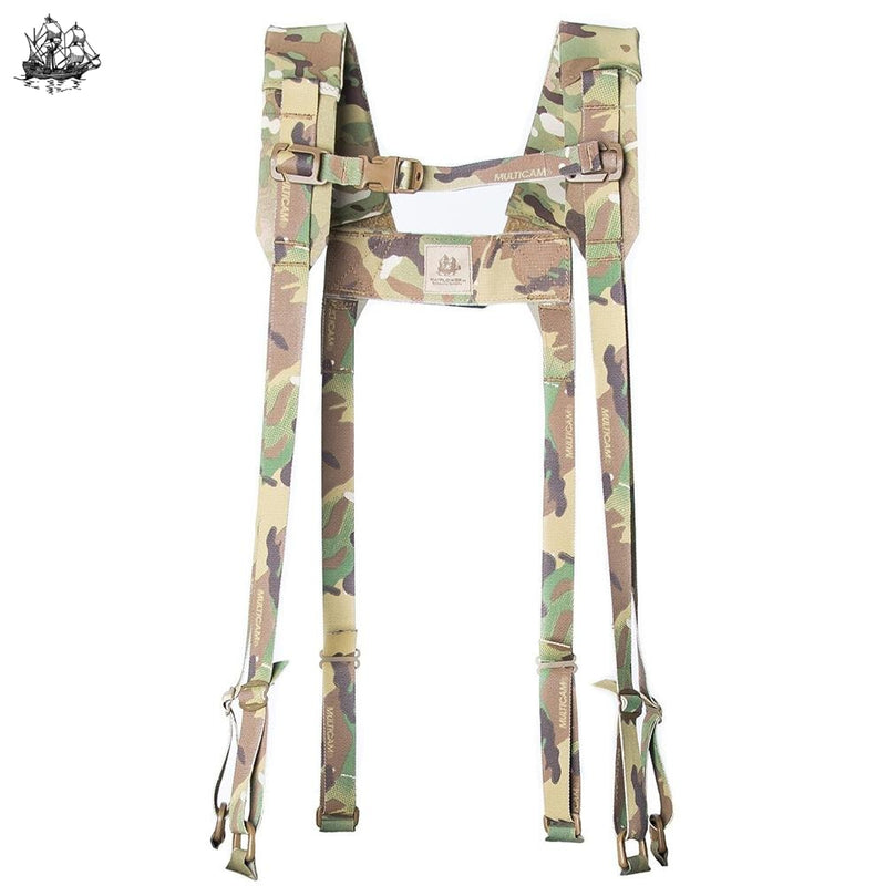 Jungle H-Harness Multicam Accessories