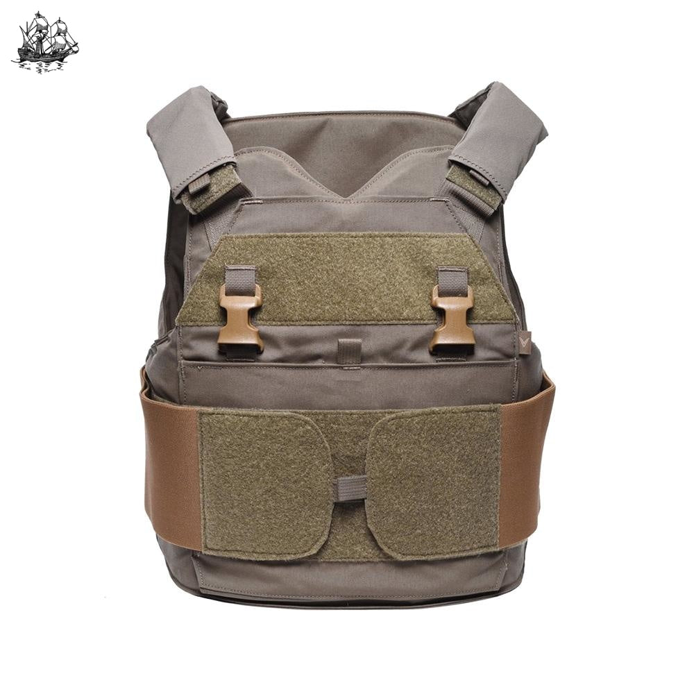 Low-Profile Armor Carrier Coyote Brown / Cbn3 Small Vests