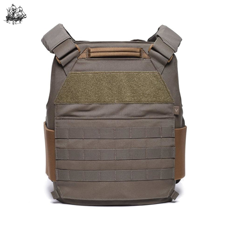 Low-Profile Armor Carrier Vests