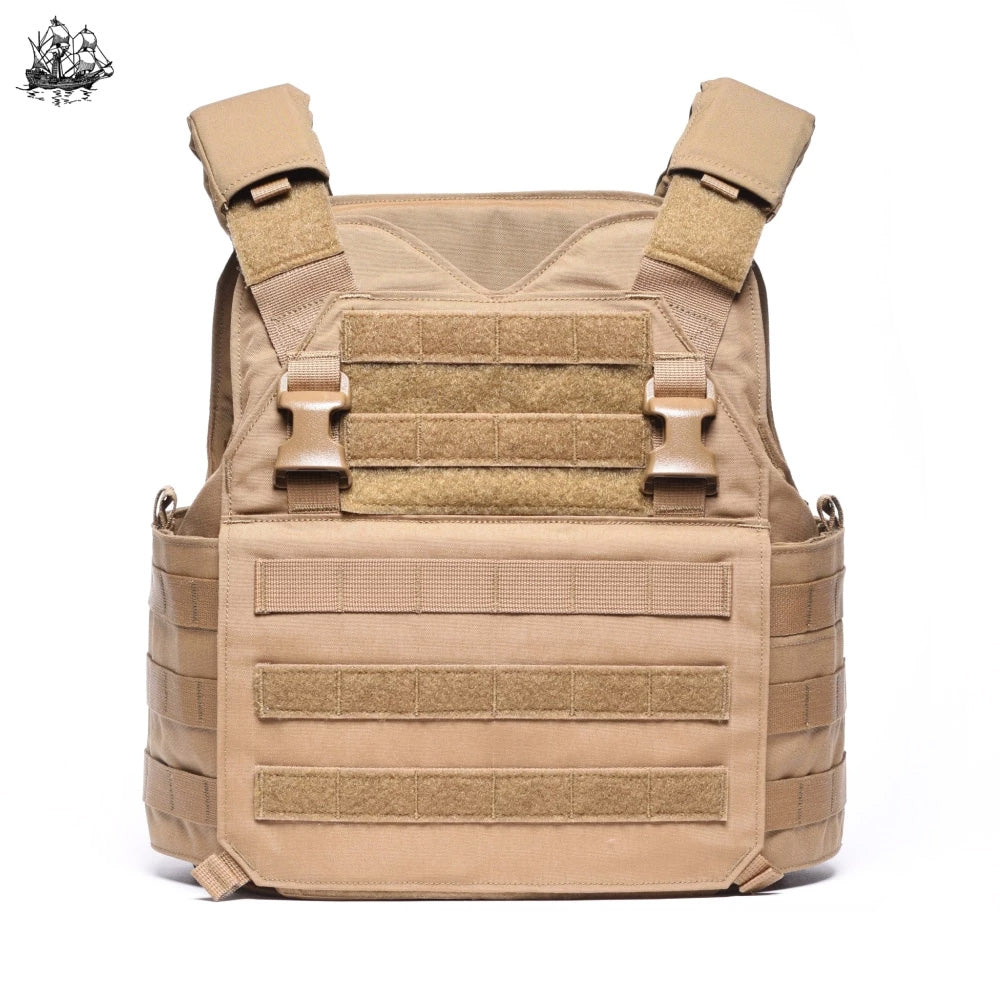Low-Profile Assault Armor Carrier