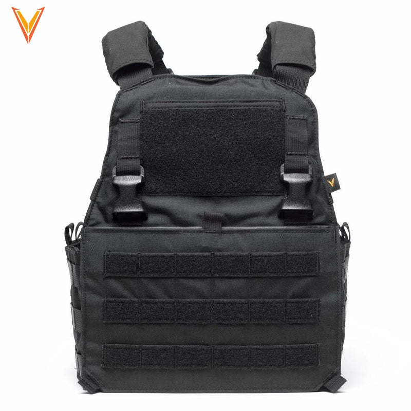 Low Vis Assault Carrier Black / Cbn1 Medium Plate Carriers