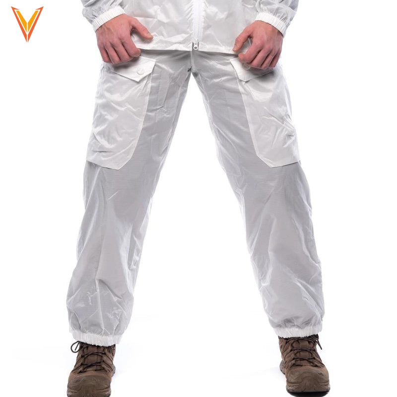 Overwhite Trousers Small Apparel