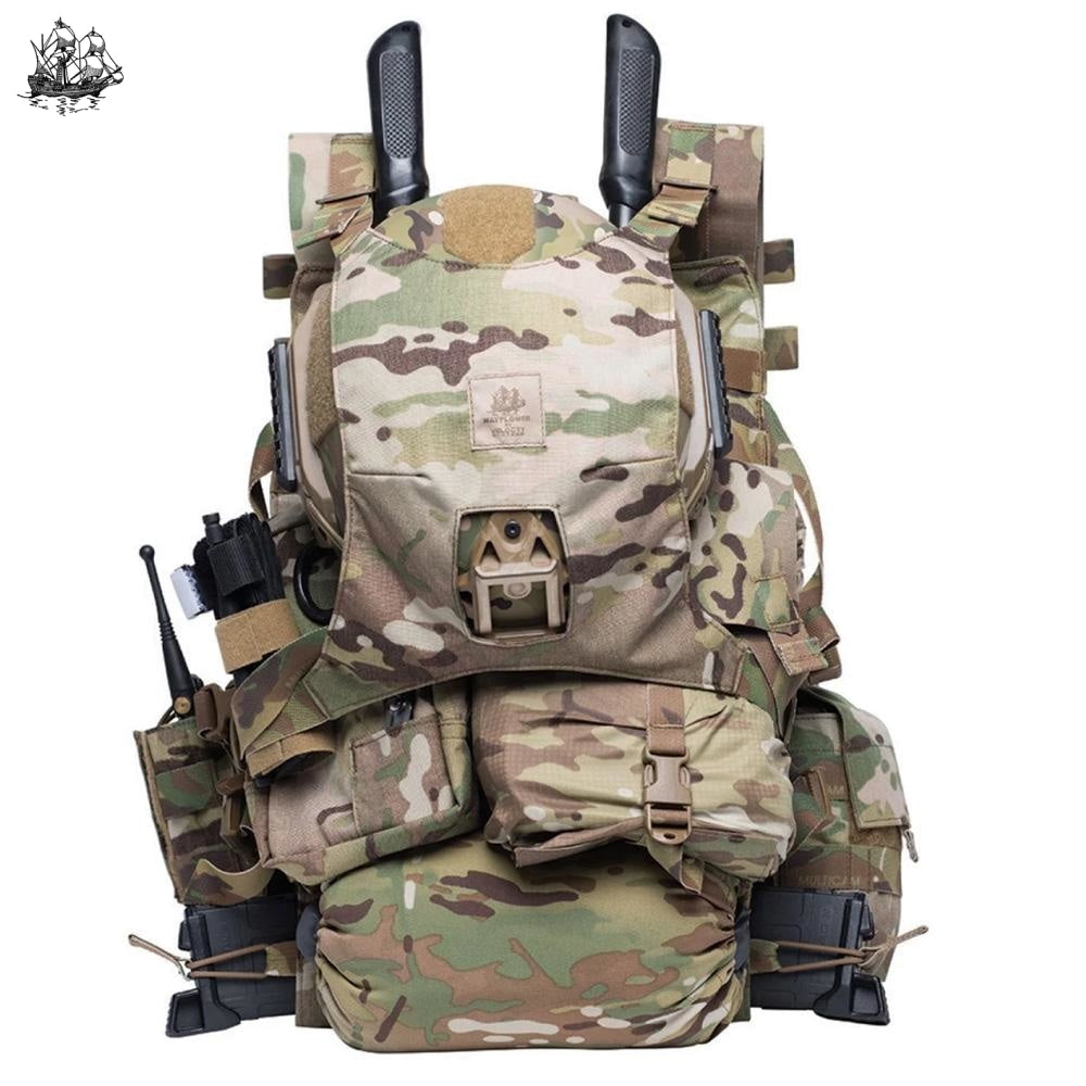 Pusher Back Panel Kit Small / Multicam Bags