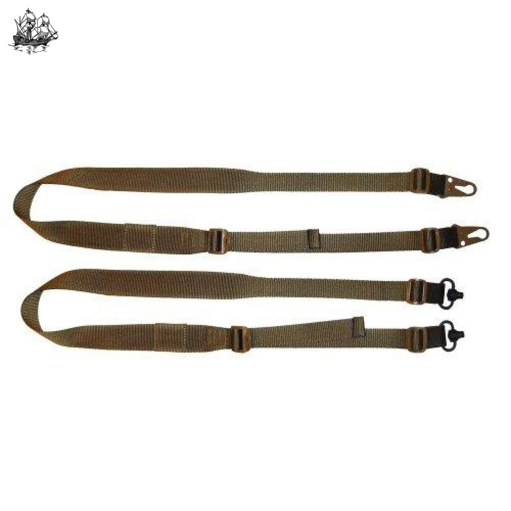Rifle Sling With Hk Hooks / Black Accessories