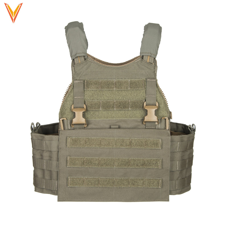 Sc10 - Scarab Le Front Lt Back Cbn3 Flap Black / Small Modular Configurations