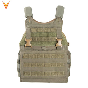 Scarab Le Black / Low-Profile Elastic Small Plate Carriers