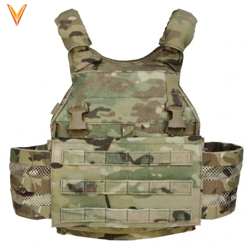 Scarab Lt Black / Low-Profile Elastic Small Plate Carriers