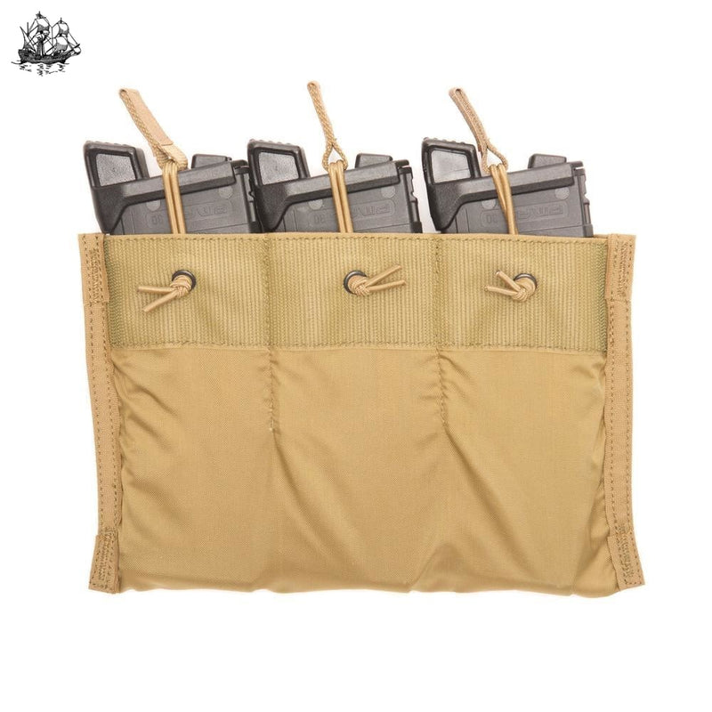 Triple 5.56 Magazine Insert Pouches