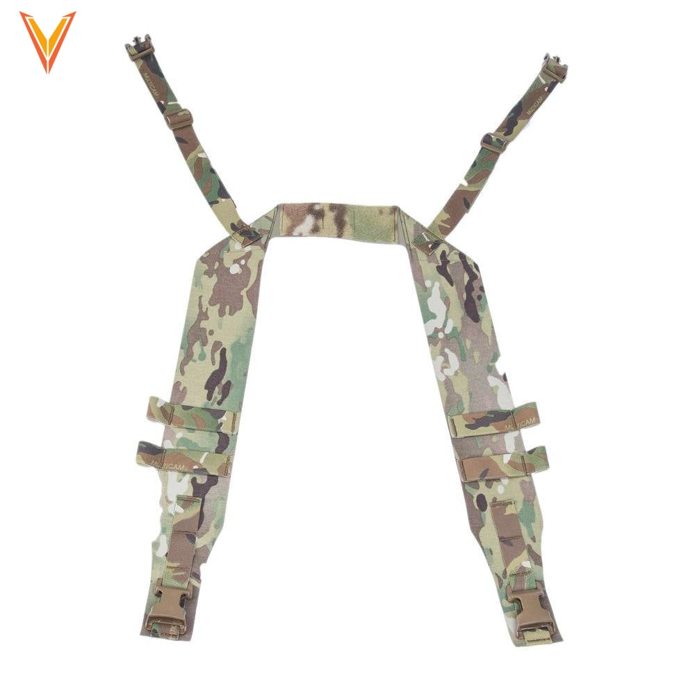 Ultracomp H-Harness Multicam / 2 Accessories