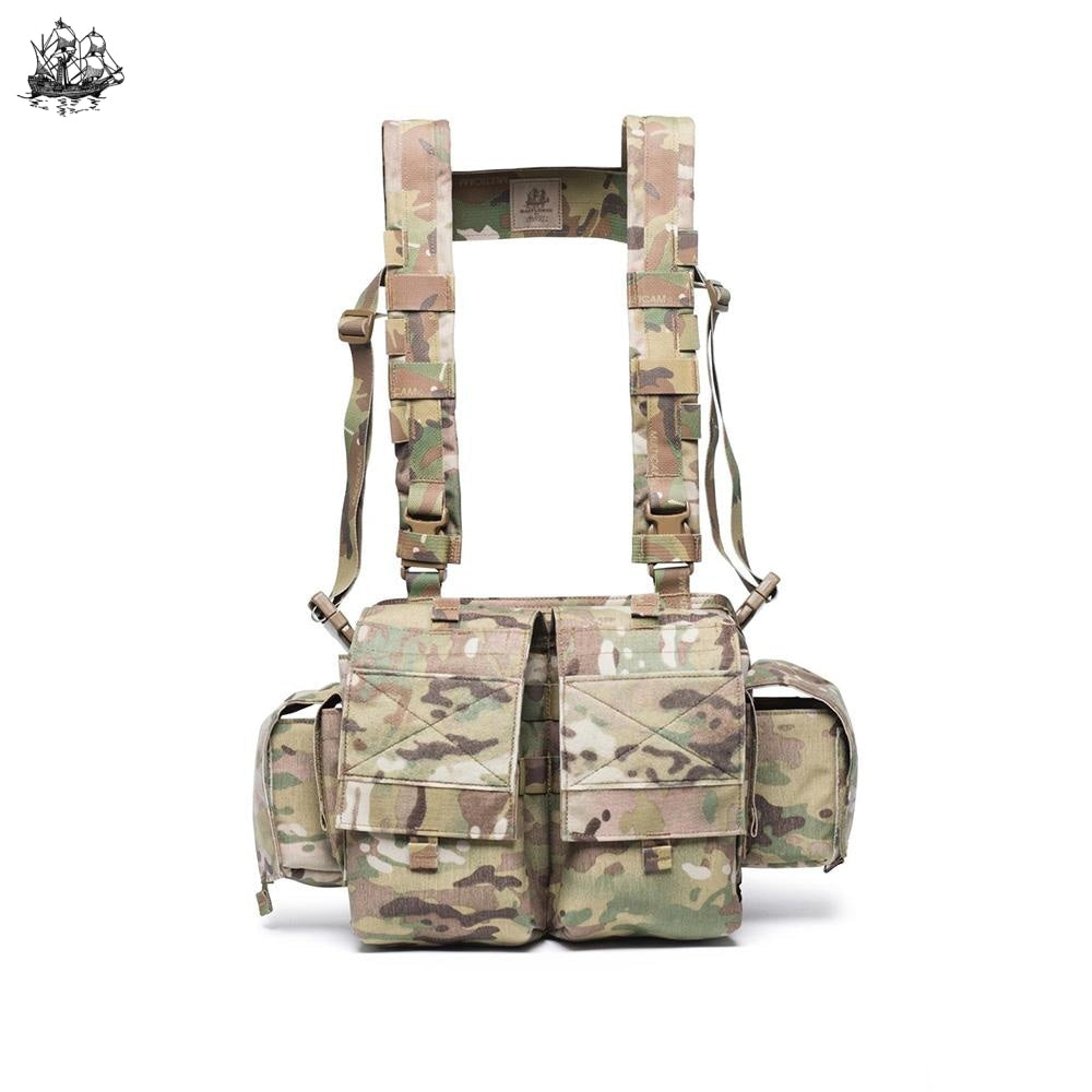 Universal Chest Rig Coyote Brown Rigs