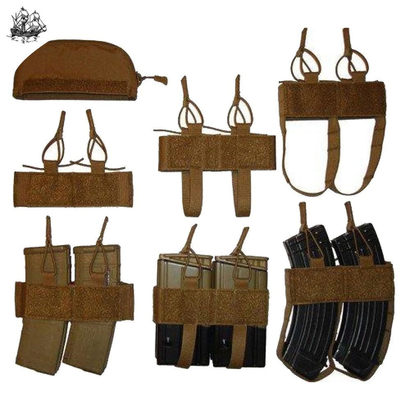 UW GEN V Split-Front Chest Rig