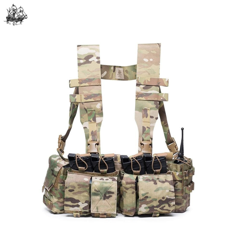 Uw Chest Rig The Pusher Gen Vi Coyote Brown Rigs