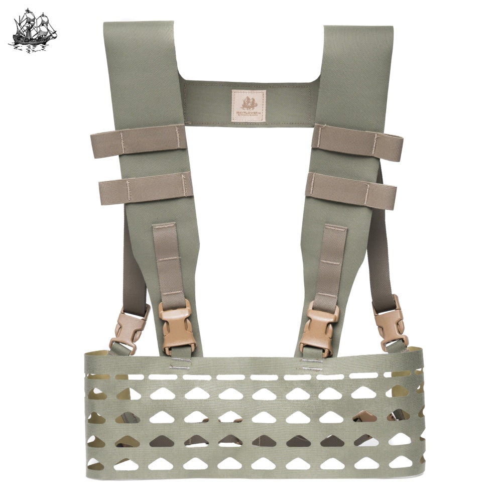 Uw Ultra-Lite Chest Rig Coyote Brown Rigs