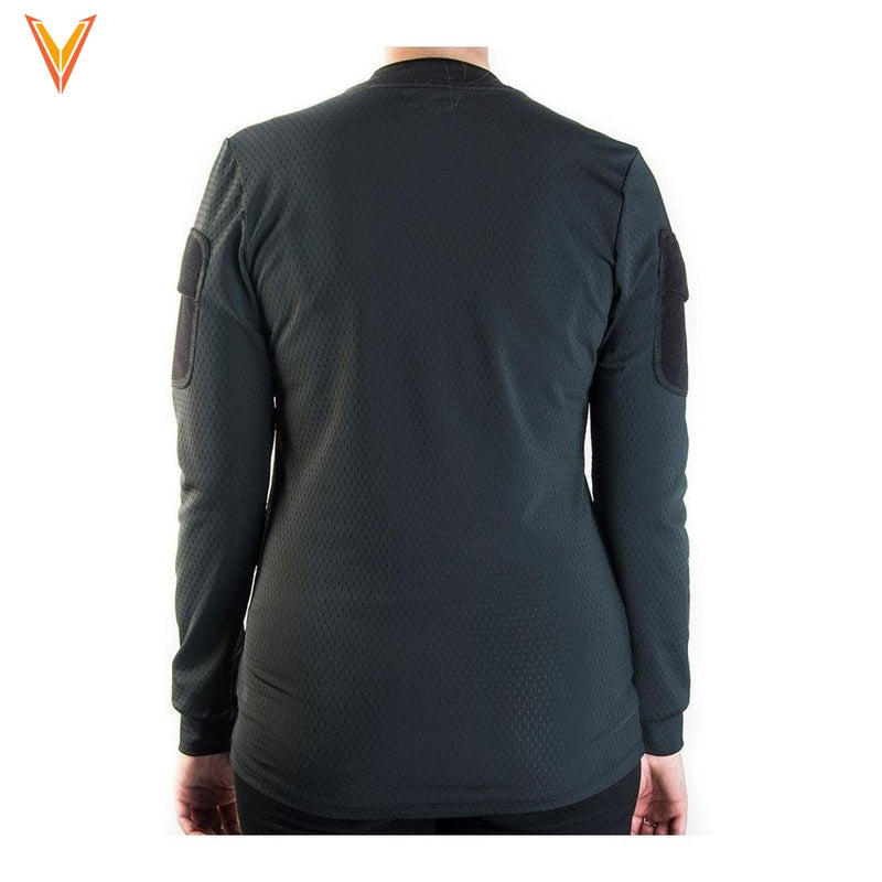 Womens Boss Rugby Long Sleeve Apparel