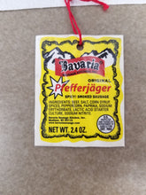 Load image into Gallery viewer, Bavaria Pepper Landjager (Pfefferjager), 6 Pack