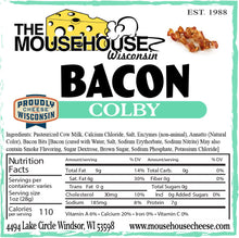 Load image into Gallery viewer, Bacon Colby