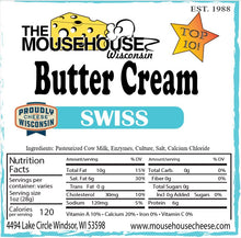 Load image into Gallery viewer, Butter Cream Swiss