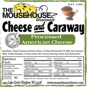 Cheese and Caraway