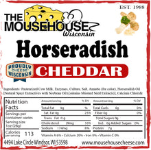Load image into Gallery viewer, Horseradish Cheddar