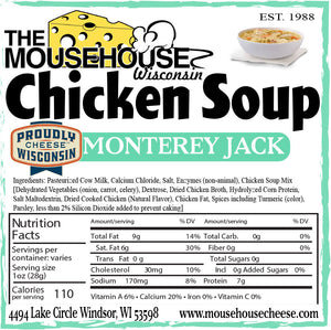 Chicken Soup Monterey Jack