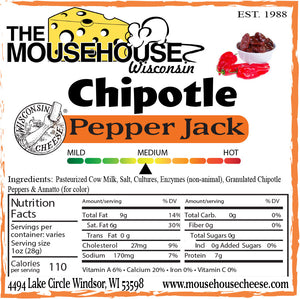 Chipotle Pepper Jack