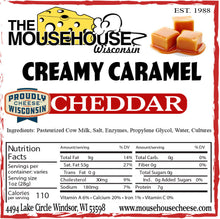 Load image into Gallery viewer, Creamy Caramel Cheddar