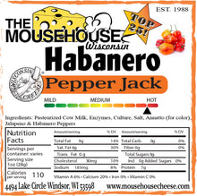 Load image into Gallery viewer, Habanero Pepper Jack