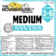 Load image into Gallery viewer, Medium Swiss