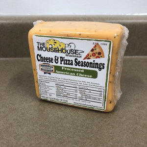 Cheese and Pizza Seasoning