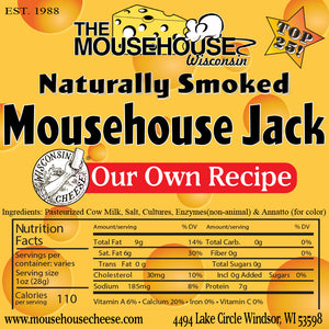 Smoked Mousehouse Jack