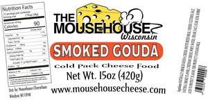 Smoked Gouda Spread, 15 oz