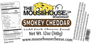 Smokey Cheddar Spread, 12 oz