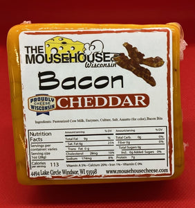 14oz Bacon Cheddar