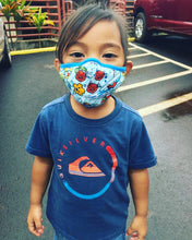Load image into Gallery viewer, SELECTIVE HA Free to Be Musubi Keiki Mask
