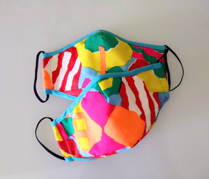 SELECTIVE HA Kids MAJOR ABSTRACTION Breath Mask