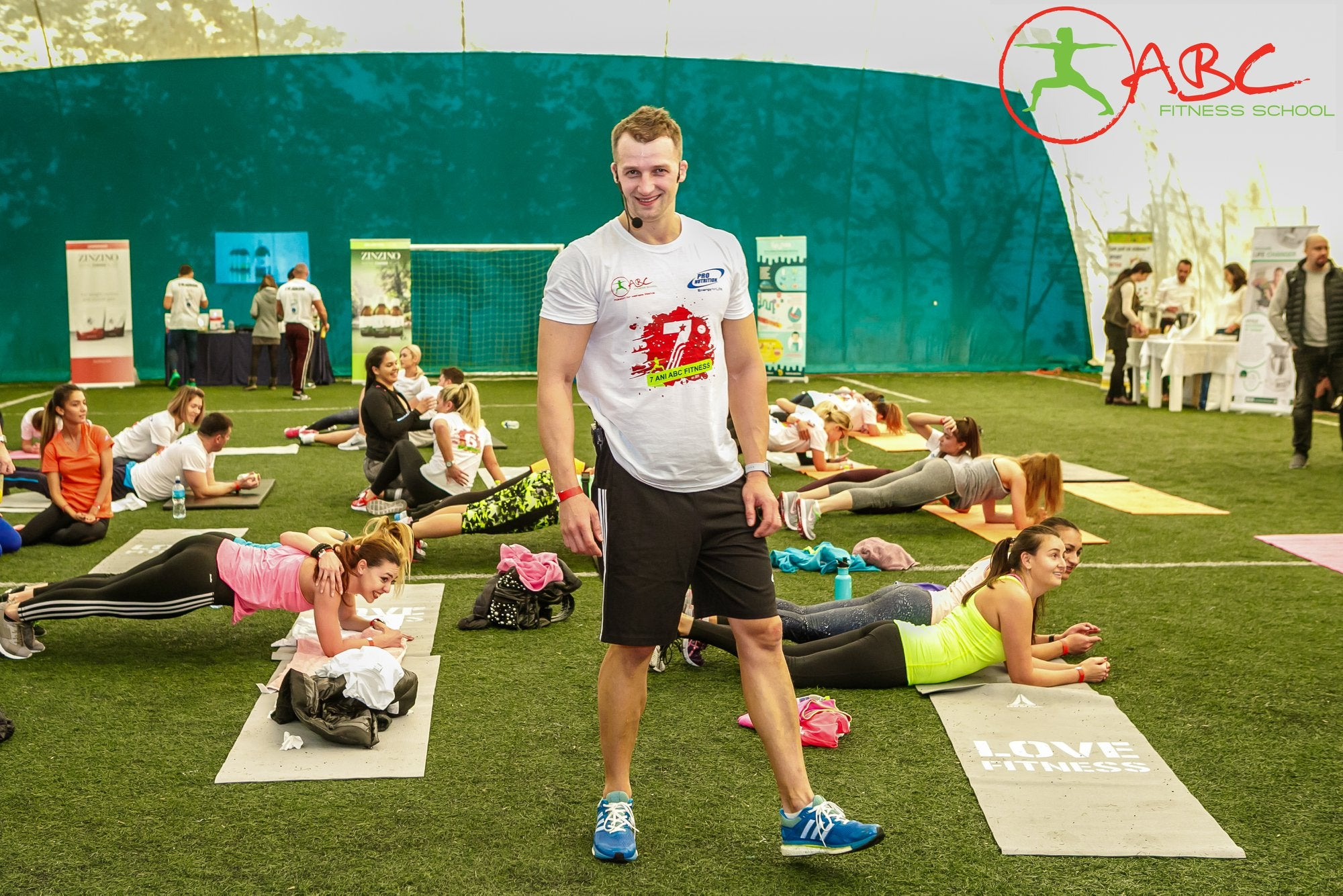 Info: Curs Instructor Fitness si Personal Trainer - ABC Fitness- citește detalii - World of Fitness Romania