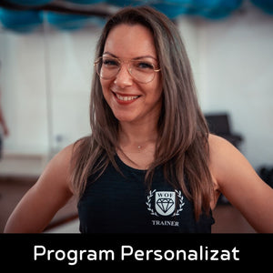 Program Online cu Karina Rodian - Fitness Trainer si Nutritionist - World of Fitness Romania
