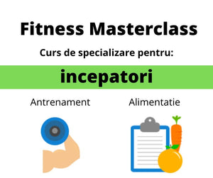 Curs Fitness Masterclass - World of Fitness Romania