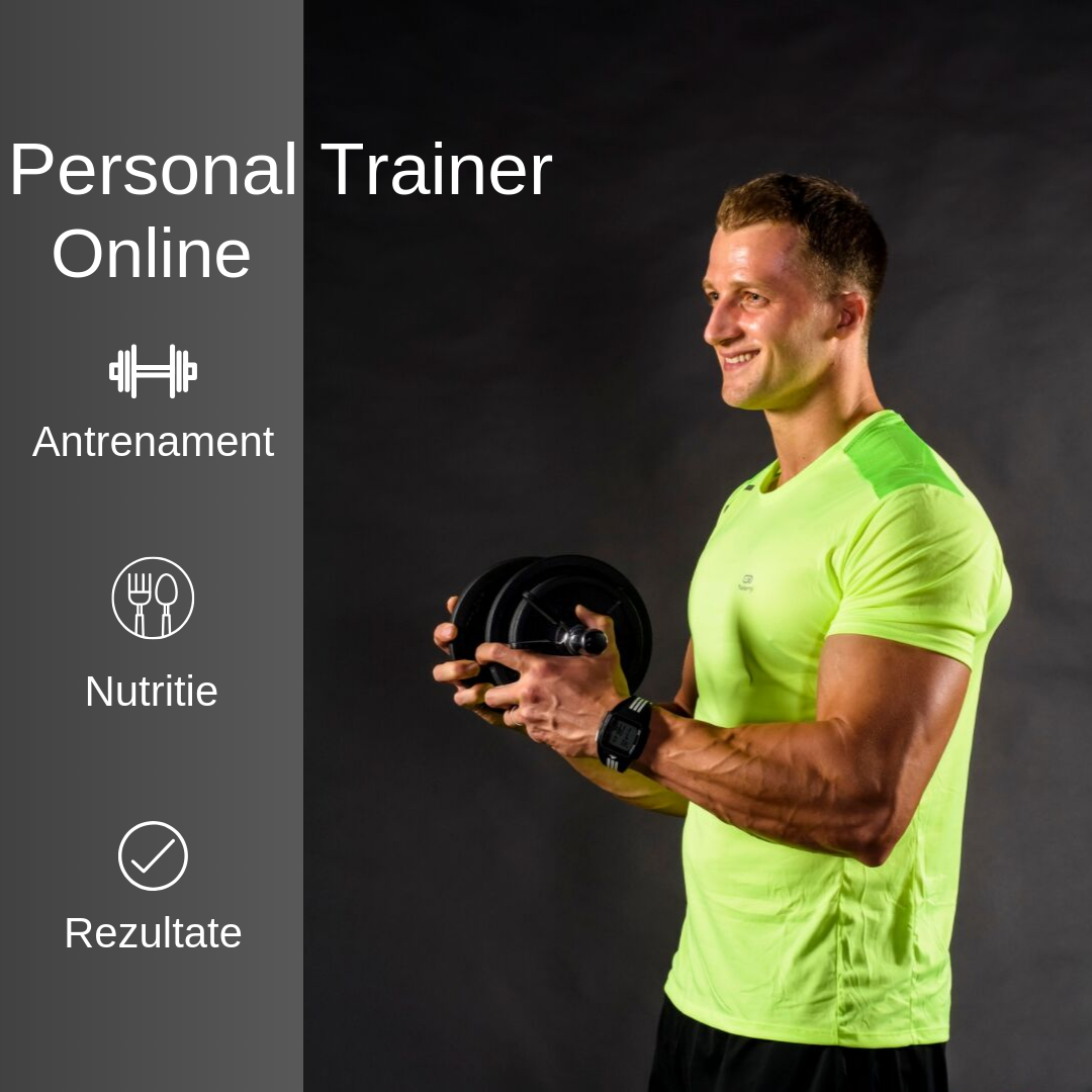 Personal Trainer Online- Angel Rodian PRO - World of Fitness Romania